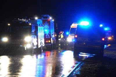 ambulans, straż pożarna, policja_ na sygnale - MR-2