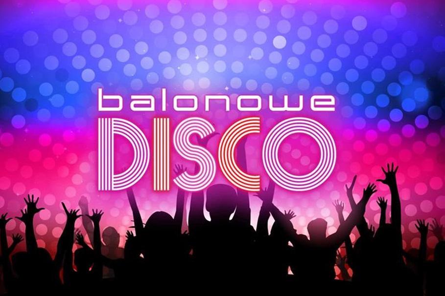 balonowe disco - mat. prasowe