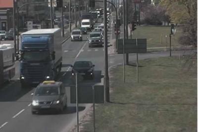 fordońska - kamienna - its - traffic