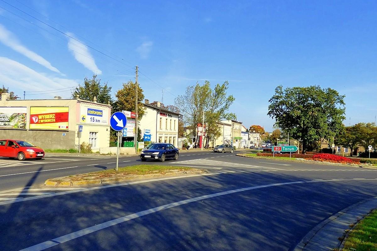 fordon, rondo buxakowskiego - kazimierz mendlik, wikipedia