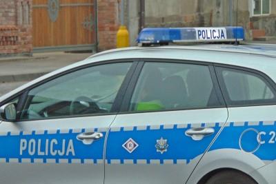 policja drogówka BB