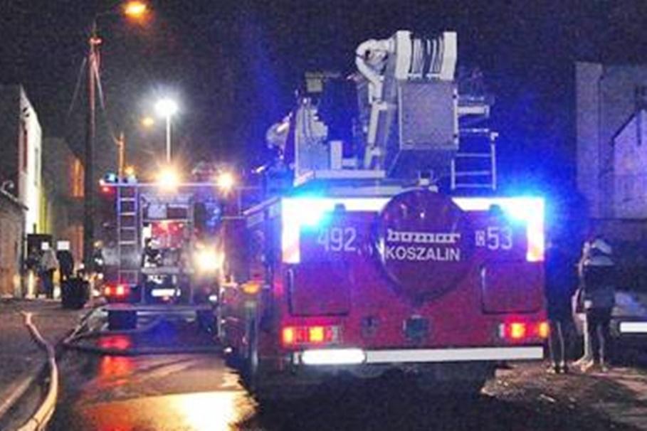 straż pożarna - na sygnale - MR-3