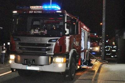 straż pożarna - na sygnale - MR-4