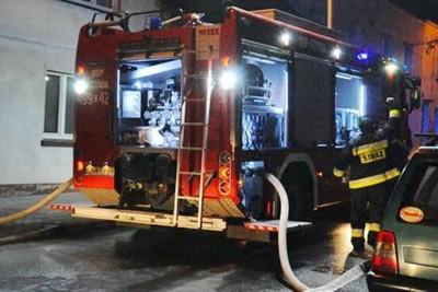 straż pożarna - na sygnale - MR-5