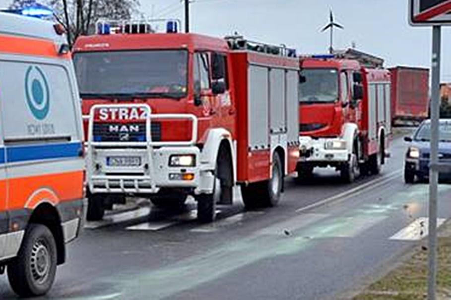 straż pożarna - na sygnale - MR-6