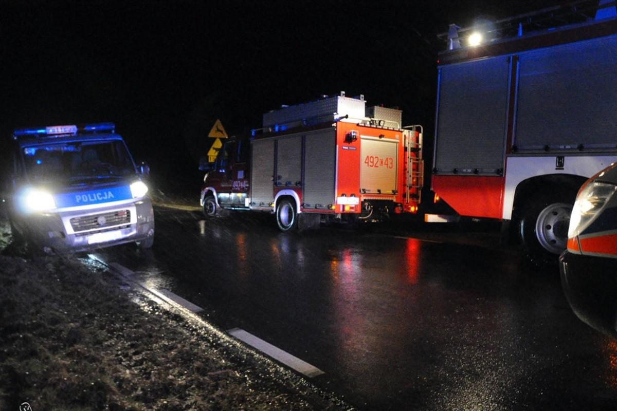 straż pożarna, policja_ na sygnale - MR