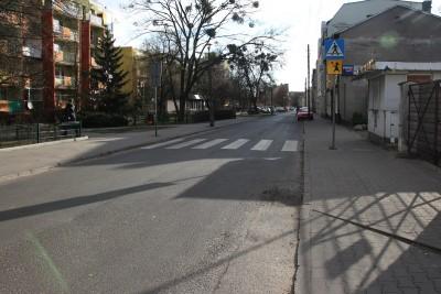 ulica Nowodworska - Szwederowo Bydgoszcz - SF-1