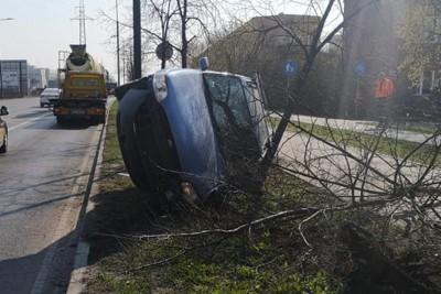 wypadek - wyszyńskiego-kamienna_ pomoc drogowa krystian andruszczenko