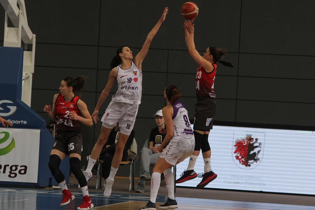Artego Bydgoszcz - Ślęza Wrocław - Ćwierćfinał Energa Basket Ligi Kobiet_ Dragana Stanković - SF