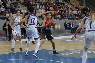 Artego Bydgoszcz - Ślęza Wrocław_ Ćwierćfinał Energa Basket Ligi Kobiet - SF