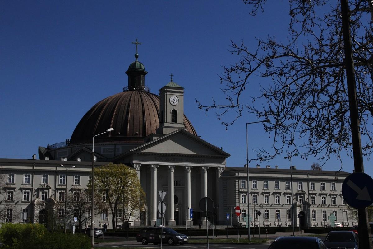 Bazylika pw. św. Wincentego a Paulo - Bydgoszcz - SF