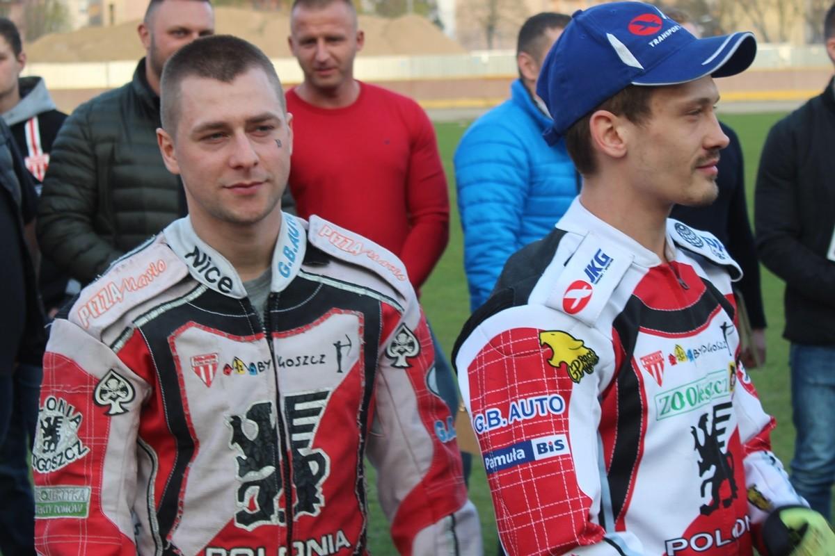 Damian Adamczak, Mikołaj Curyło - JS