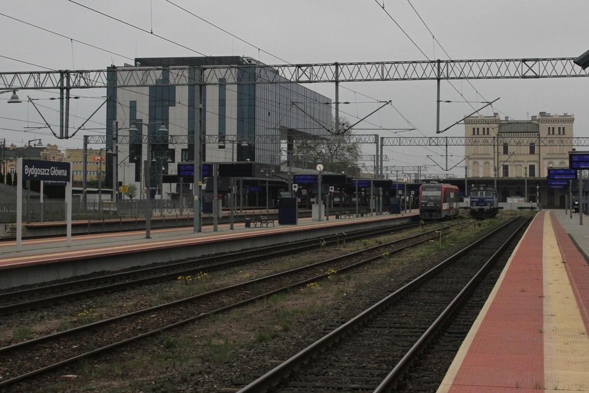 Dworzec PKP Bydgoszcz Główna - SF