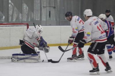 Hokej na lodzie_ BKS Bydgoszcz - PTH Koziołki Poznań - JS (2)