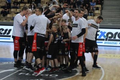 I liga koszykarzy - II mecz półfinału Enea Astoria Bydgoszcz - Rawlplug Sokół Łańcut_ SF (1)