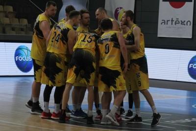 I liga koszykarzy - II mecz półfinału Enea Astoria Bydgoszcz - Rawlplug Sokół Łańcut_ SF (2)