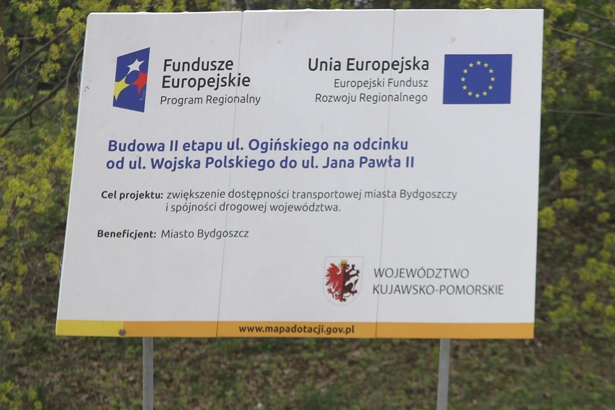IV 2019 - Budowa II etapu trasy Uniwersyteckiej Bydgoszcz - SF (15)