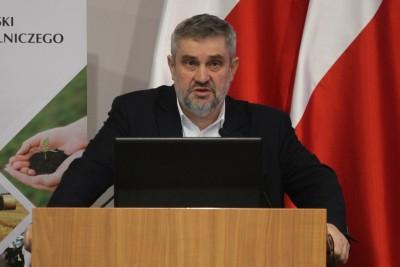 Jan Krzysztof Ardanowski - Minister Rolnictwa i Rozwoju Wsi - SF