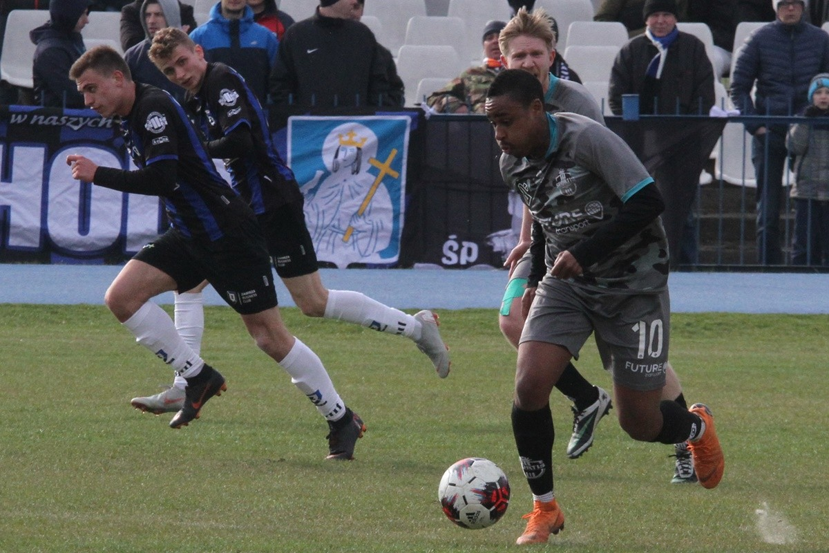 Klasa okręgowa piłki nożnej_ SP Zawisza Bydgoszcz - Sportis SFC Łochowo - SF (27)
