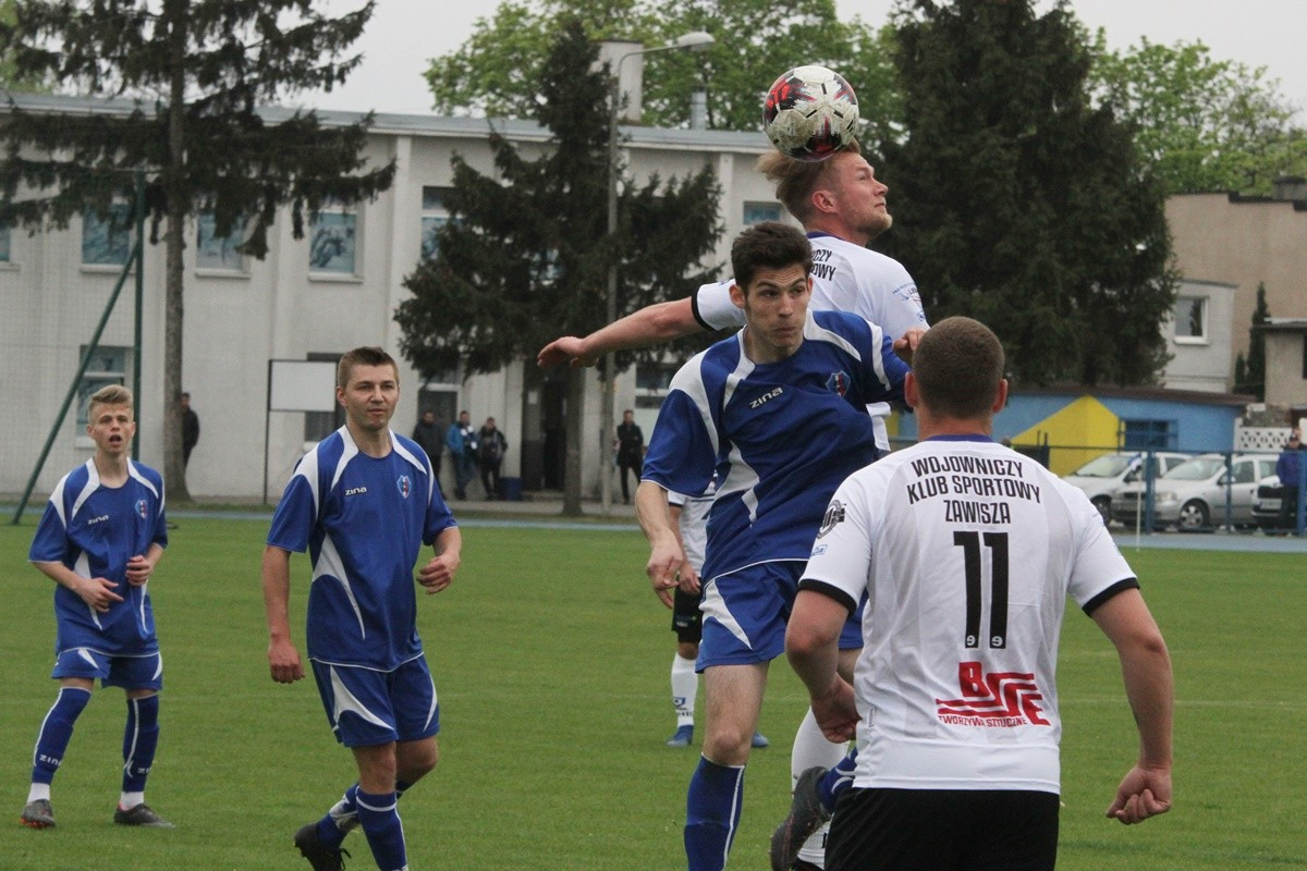 Klasa okręgowa piłki nożnej_ Unia Wąbrzeźno - SP Zawisza Bydgoszcz - SF (17)