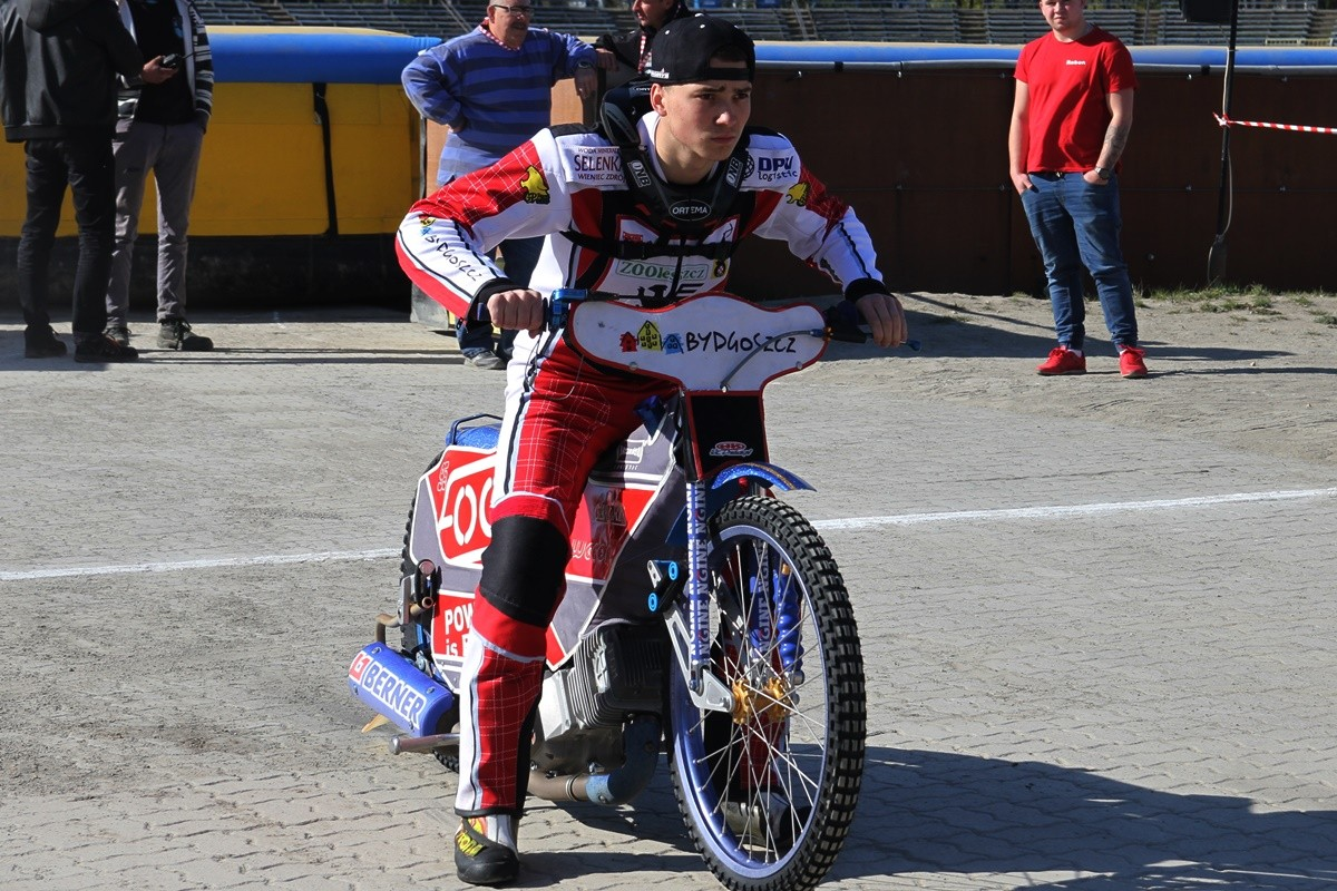 Marcel Studziński - SF-1