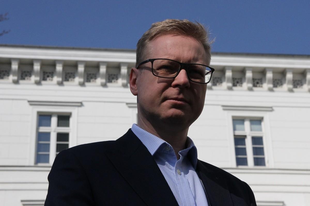 Michał Stasiński - SF