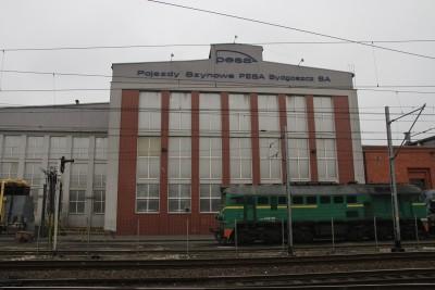 Pesa Bydgoszcz S.A. - SF