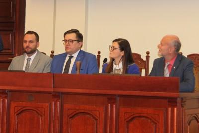 Szymon Wiłnicki, Ireneusz Nitkiewicz, Monika Matowska, Lech Zagłoba-Zygler - SF