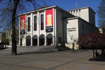 Teatr Polski - Mickiewicza Bydgoszcz - SF