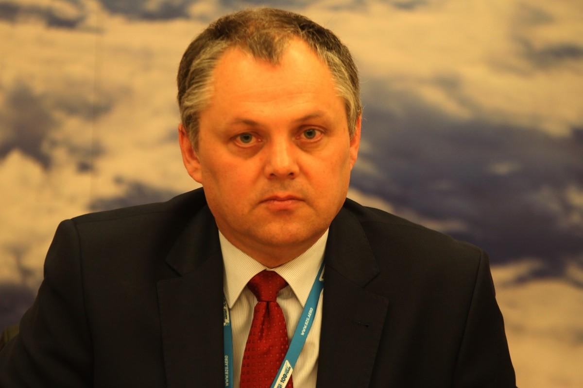 Tomasz Moraczewski - prezes Portu Lotniczego Bydgoszcz - SF