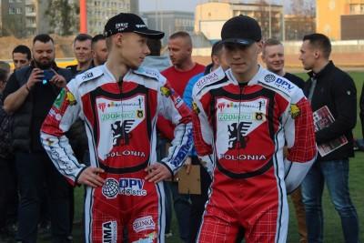 Tomasz Orwat, Marcel Studziński