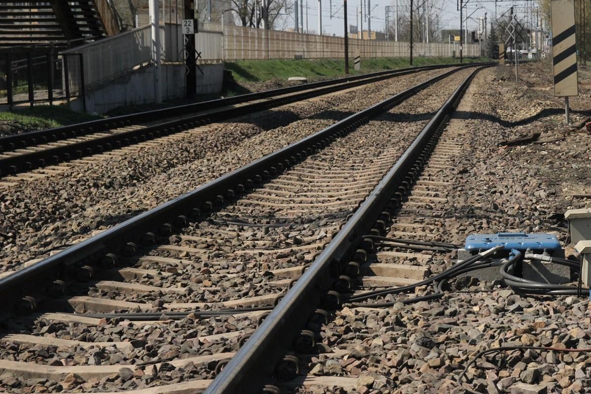 Tory kolejowe - dworzec kolejowy Bydgoszcz Bielawy - SF
