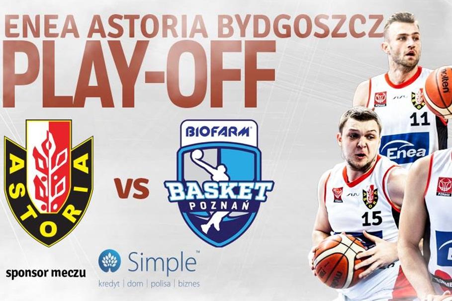 astoria bydgoszcz - basket poznan, mat prasowe