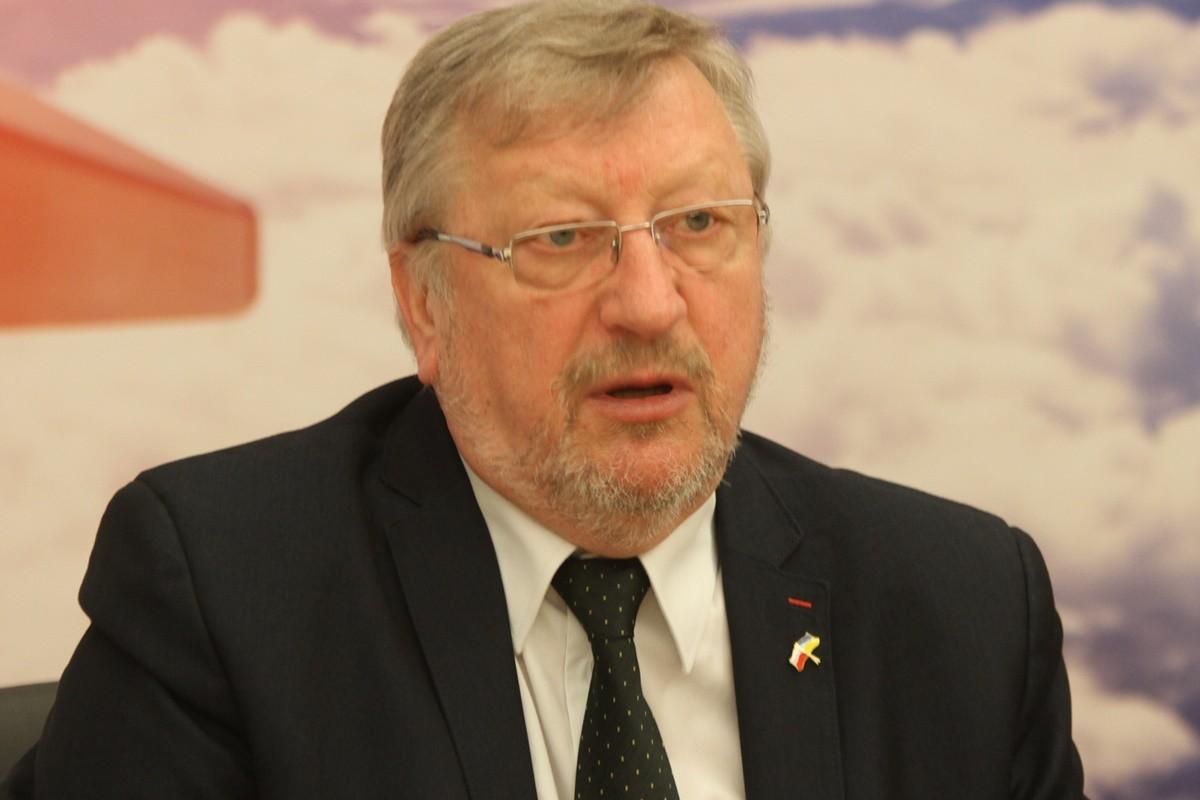 doc. Krzysztof Sikora - kanclerz Wyższej Szkoły Gospodarki w Bydgoszczy - SF-1
