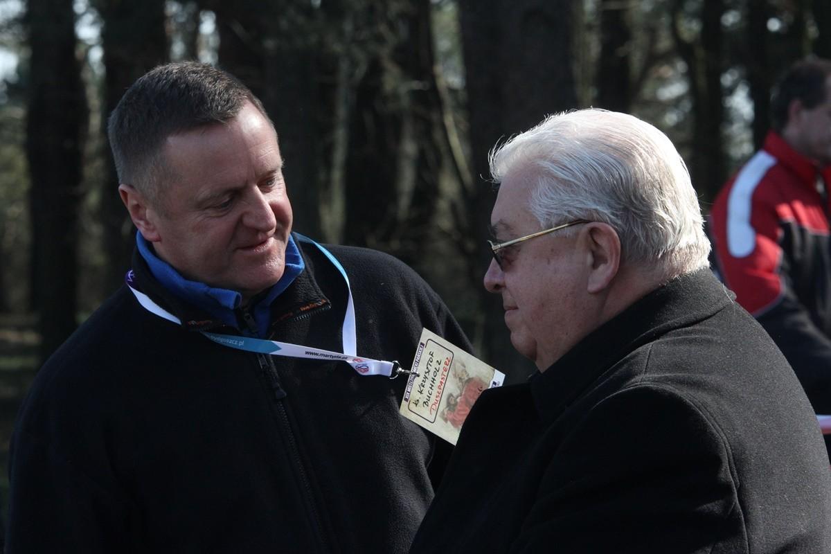 biskup Jan Tyrawa, ks. Krzysztof Buchholz