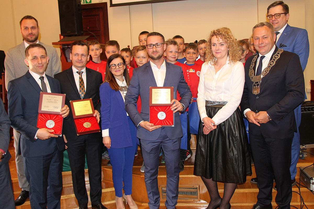 Medale Kazimierza Wielkiego 2019
