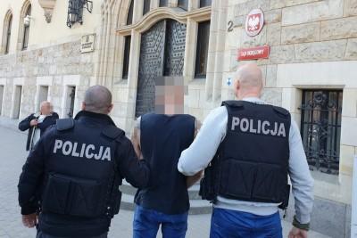 zatrzymanie - posiadanie narkotyków Bydgoszcz - KWP Bydgoszcz
