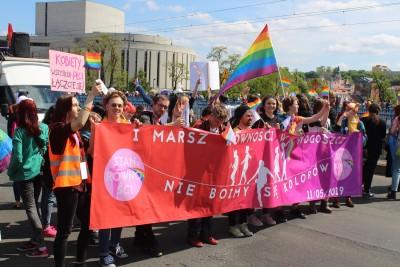 11-05-2019 I Marsz Równości Bydgoszcz - JS (6)