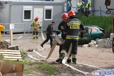 13-05-2019 Ćwiczenia straży pożarnej w Młynach Rothera Bydgoszcz_ SF (5)