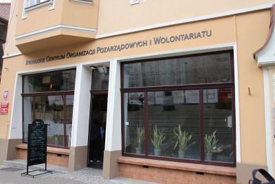 Bydgoskie Centrum Organizacji Pozarządowych i Wolontariatu - SF