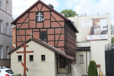 Cerkiew prawosławna pw. św. Mikołaja - Nowy Rynek Bydgoszcz - SF