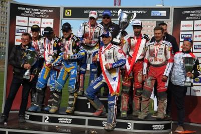 Finał Mistrzostw Polski Par Klubowych_ Bydgoszcz 2019 - Ceremonia podium - SF