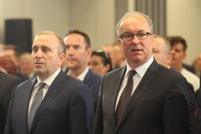 Grzegorz Schetyna, Włodzimierz Czarzasty - SF