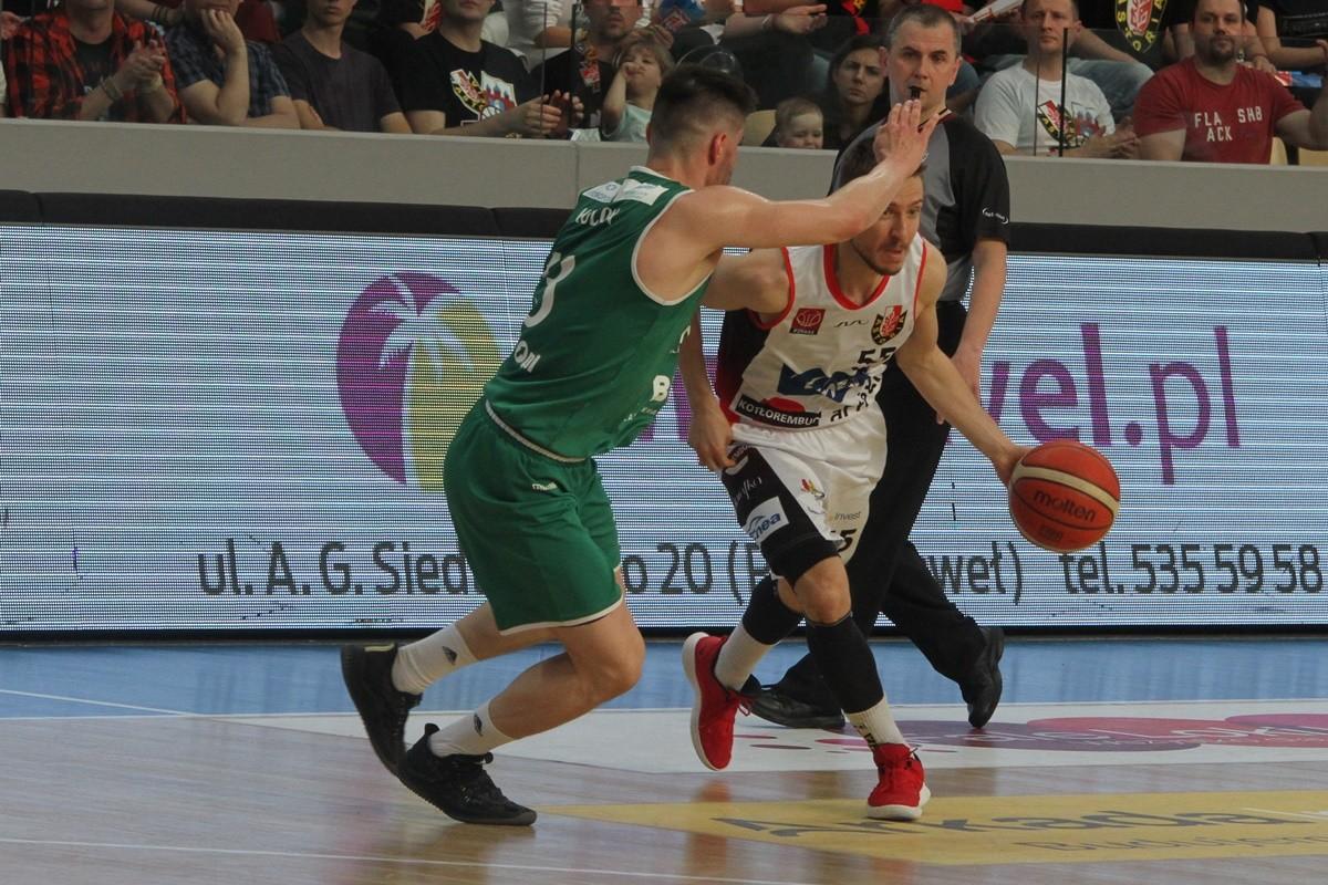 I liga koszykarzy - III mecz finału Enea Astoria Bydgoszcz - FutureNet Śląsk Wrocław - SF (7)