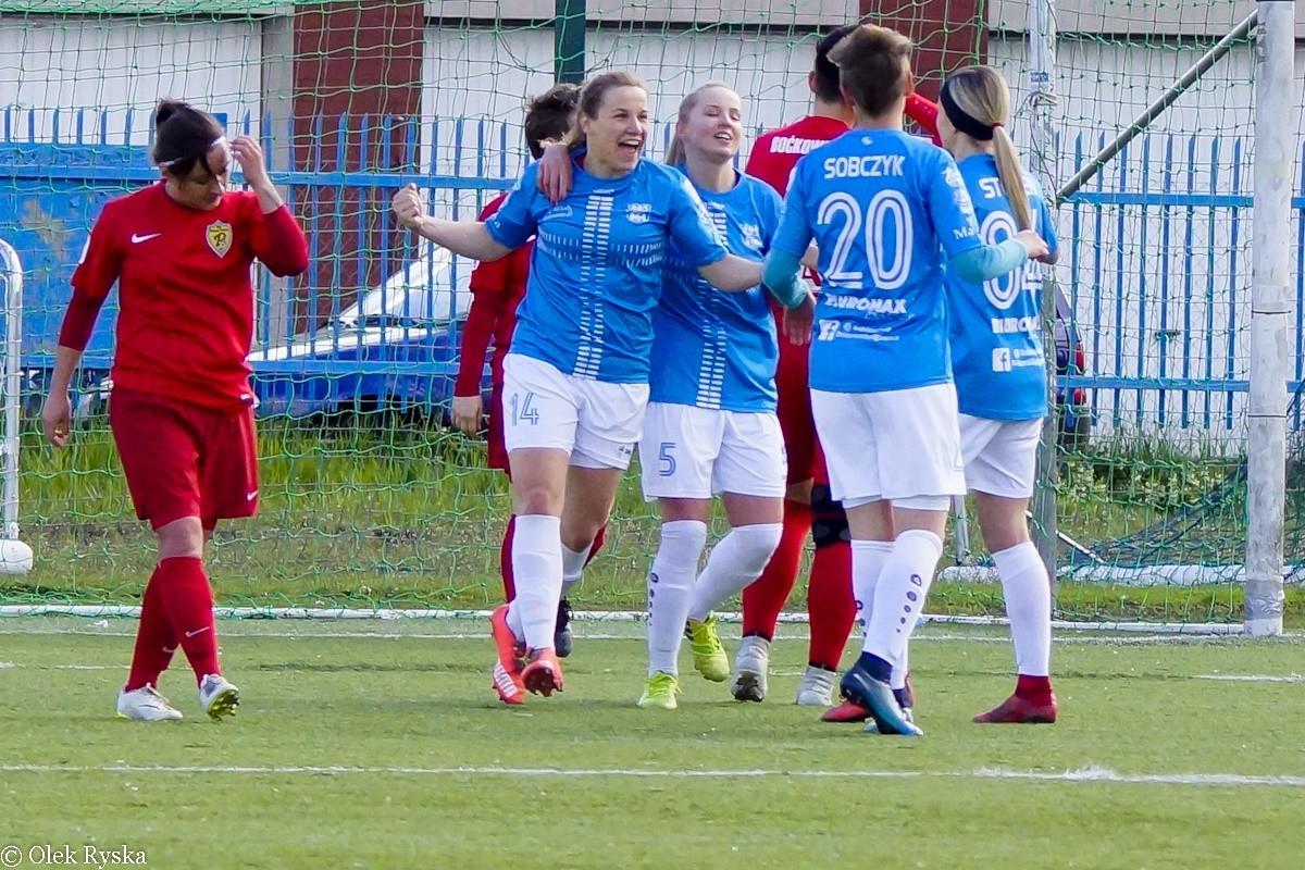 I liga piłki nożnej kobiet_ KKP Bydgoszcz - Piastovia Piastów_ AR (12)