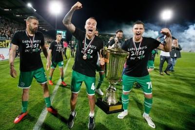 Jacek Góralski, Jakub Świerczok - Łudogorec Razgrad_ mistrzostwo Bułgarii