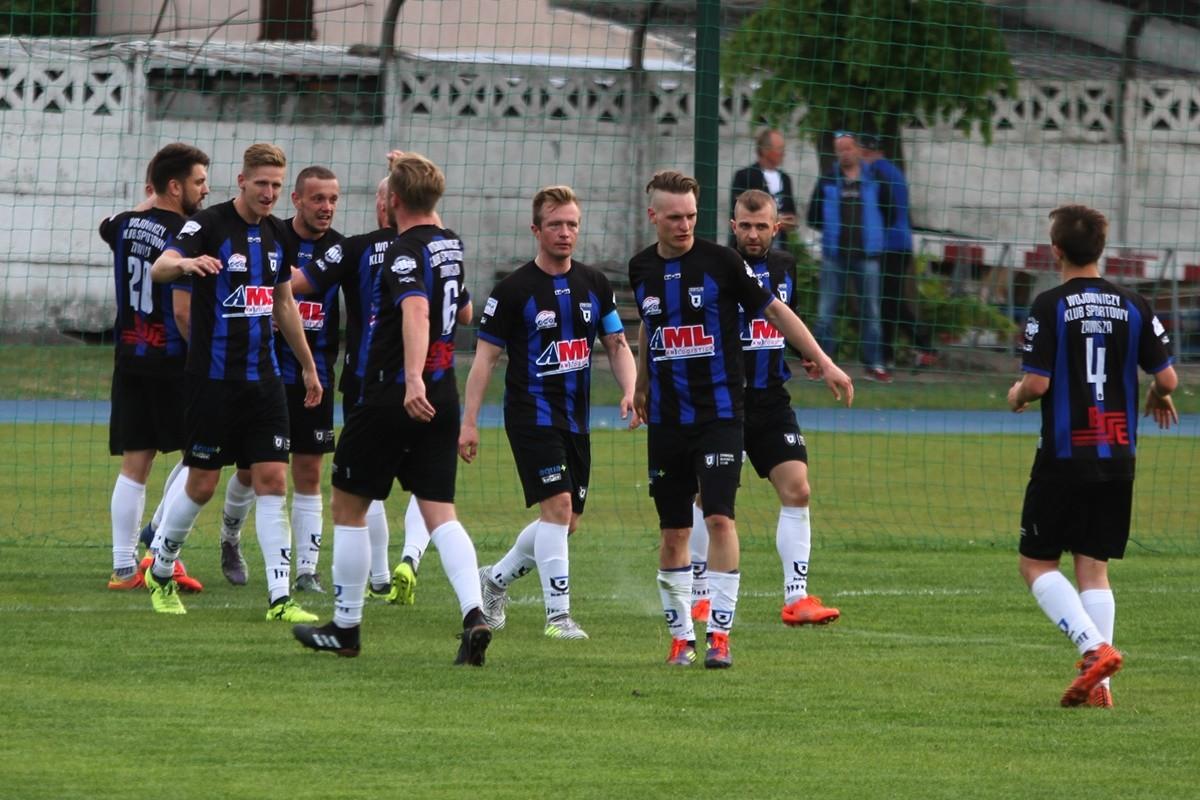 Klasa okręgowa piłki nożnej_ SP Zawisza Bydgoszcz - Mustang Ostaszewo - SF (27)