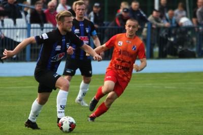 Klasa okręgowa piłki nożnej_ SP Zawisza Bydgoszcz - Mustang Ostaszewo - SF (5)