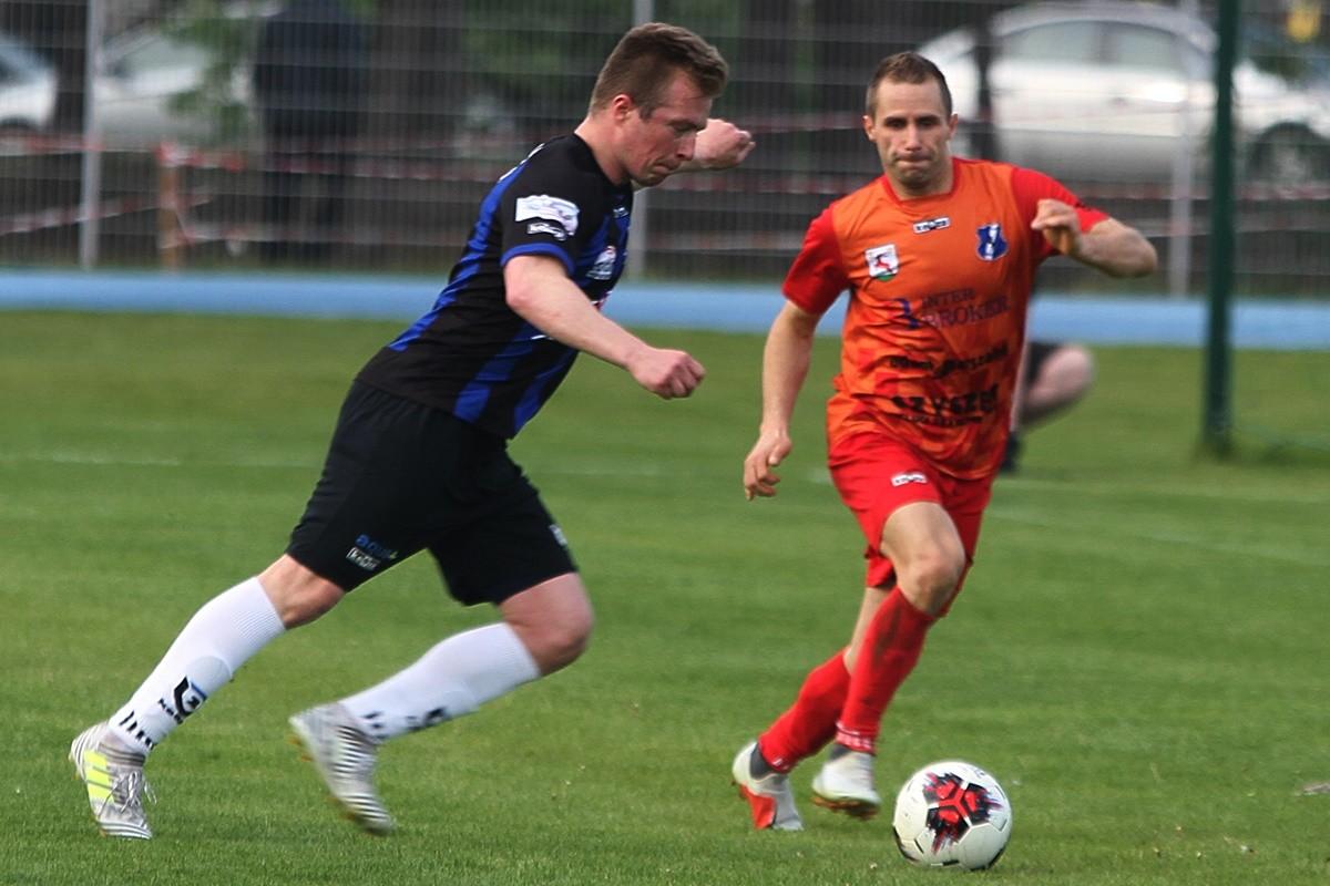 Klasa okręgowa piłki nożnej_ SP Zawisza Bydgoszcz - Mustang Ostaszewo_ Adam Wiśniewski - SF (8)