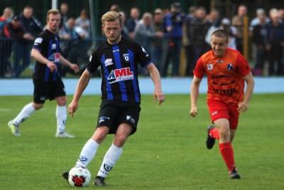 Klasa okręgowa piłki nożnej_ SP Zawisza Bydgoszcz - Mustang Ostaszewo_ Michał Żurowski - SF (6)